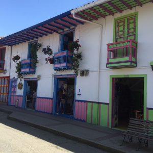 Casas Coloniales en Salento-Quindio