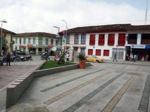 Plaza de Circasia - Quindío