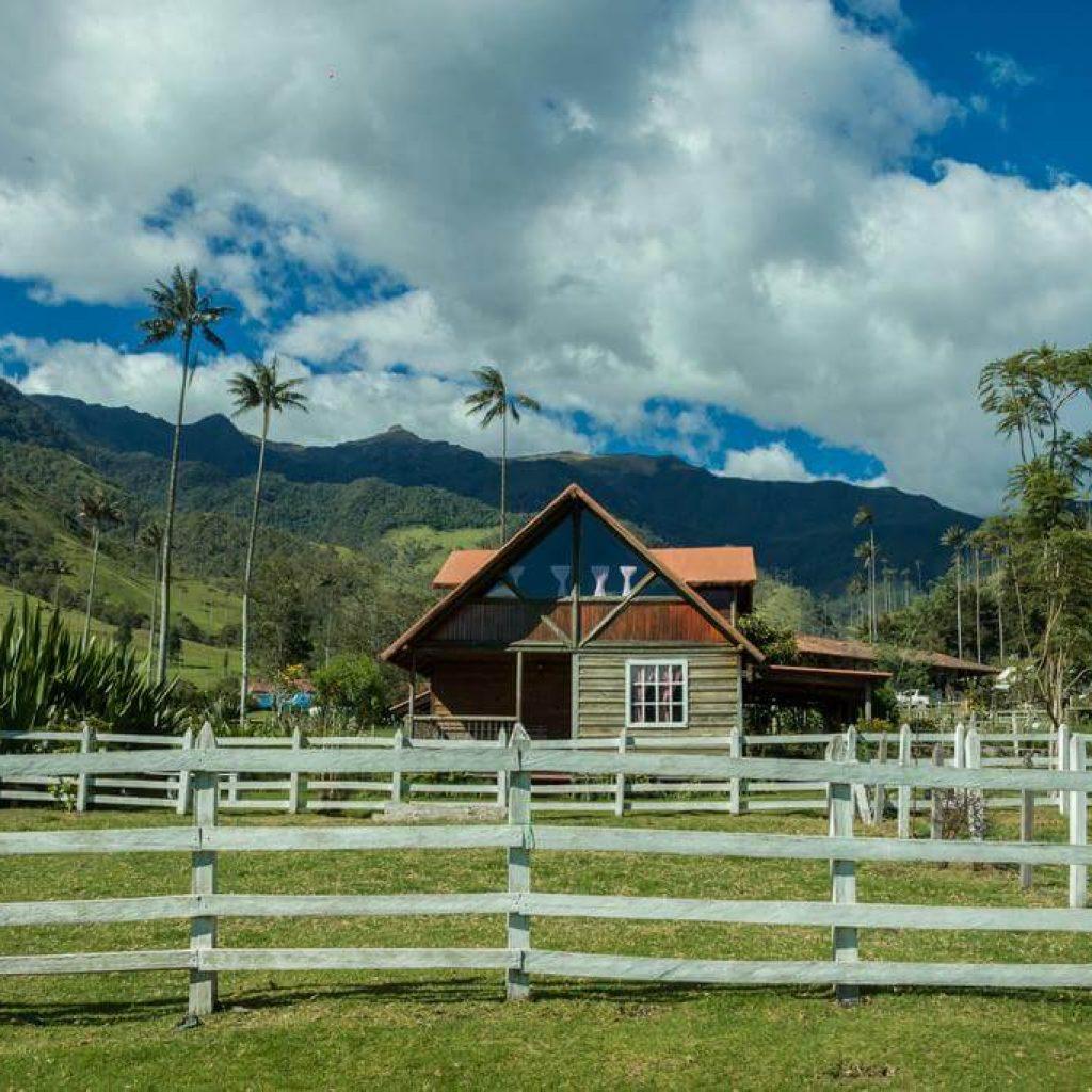ecohotel palmas de cocora- mejores alojamientos valle de cocora