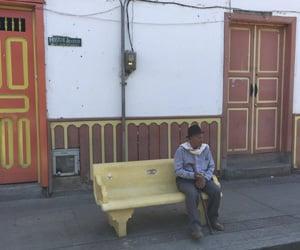 Gente de pueblo Salento