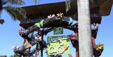 El Parque del Café: destino turístico del eje cafetero