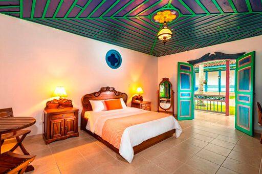 Habitación hotel Decameron Las Heliconias