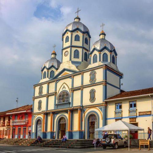 Iglesia de María Inmaculada
