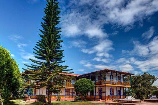 hacienda Combia- - mejores alojamientos Calarcá quindío