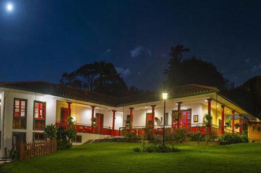 hotel reserva el cairo - mejores alojamientos Valle de Cocora Quindío